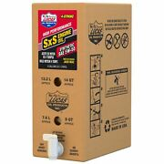 Lucas Synthetic Sxs Engine Oil 10w30, 6 Gal. 18047