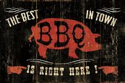 Art-print-the-best-bbq-in-town-pela-42x27in-horizontal-image-on-paper-canvas-ba