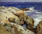 Art-print-the-maine-coast-potthast-46x36in-horizontal-image-on-paper-canvas-ani