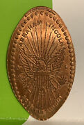 Fordandrsquos Theatre Eagle Pressed Elongated Penny Copper