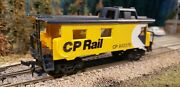Pemco / Tyco / Ahm - Ho Scale - Canadian Pacific Cp Rail Steel Cupola Caboose