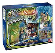 Super Dragon Ball Heroes Official 9 Pocket Binder Ultimate Set F/s W/tracking