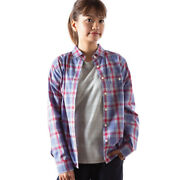 Insect Repellent Sukoron Sc Large Check Shirt Womenand039s From Japan Foxfire