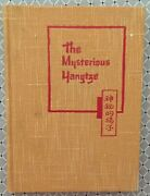 Uncut Pages The Mysterious Yangtze Geo S Parker Hardbound Book Rare And Vtg Usa