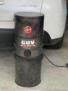Hoover Guv Garage Utility Vacuum-l2310 Main Unit Wall Mount Pre-owned