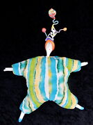 French Poupee Millet Cerri Bean Bag Abstract Porcelain Art Doll Signed Serge 98