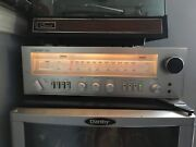 Vintage Concept 2.0 Am/fm Stereo Receiver- Japan - In Need Of Repair