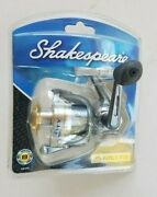 Shakespeare Agility Spinning Reel Agl830 7 Ball Bearings New Sealed 5.21 Ratio