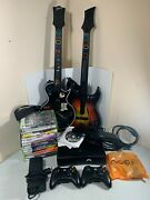Microsoft Xbox 360 Slim 4gb Console Bundle Kinect Controller + 17free Games+more