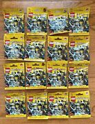 Lego 8683 Collectable Minifigures Series 1 Complete Set Of 16 Factory Sealed