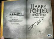Jk Rowling Harry Potter Autographed Signed Book Beckett Authentic W/coa