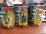 Planet Of The Apes Basic Action Figure Set Of 3 Tomy 2001 Japan Boxdamage G6992