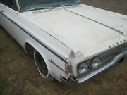 64 1964 Oldsmobile Complete Front Clip Fenders Hood Core Support Grill Headlight