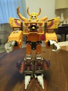 2003, Transformers Armada Unicron, Good To Complete Or Use For Parts.