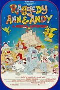 Raggedy Ann And Andy 35mm Feature Film 1977 Musical/family