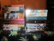 Lot Of 14 Anime Blu-ray Funimation Limited Editions Sets