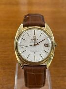 Omega Constellation Automatic Vintage Menand039s Watch 1969 Long Service History