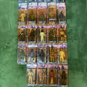 Planet Of The Apes Figure Lot Of 19 Medicom Toy G3906