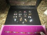 Lot Mixed 10k 14k Gold And 1 925 Sterling Silver Jeweler Rings, Pendants Scrap