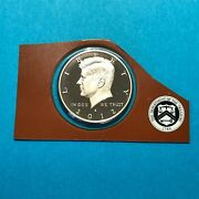 2012 S Kennedy Proof Half Dollar From Us Mint Set