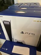 Sony Playstation 5 Ps5 Console Disc Edition Andmdash ✅ In Hand 📦 Ships Asap ❗❗
