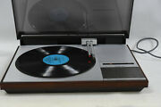 Bang And Olufsen Beogram 4002 Turntable - Bando Tangential Rosewood - Serviced