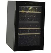 Wine Cooler And Beverage Refrigerator   Mini Wine Fridge Complete With Dual