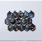 Discidia Final Fantasy Nt Metal Charm Collection All 15 Types