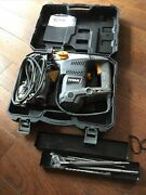 Titan Ttb653sds 240v Corded Sds Rotary Hammer Drill With Case Included