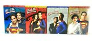Lois And Clark The New Adventures Of Superman Complete Series 1-4 Boxed Sets