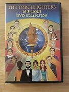 Torchlighters 4 Pack 16 Episode Dvd Series Collection True Christian History Set