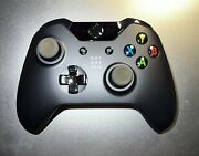 Xbox One Day One 2013 Edition Black Wireless Controller Brand New Never Used