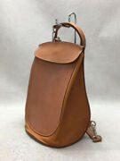 Hermes Backpack Leather Brown Womenand039s Leather Bag