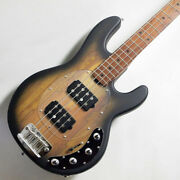 Sterling By Music Man Stingray Ray34hh Electric Bass Hokkaido The Remote Island
