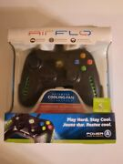 Wired Game Controller Gamepad For Microsoft Xbox 360 Airflo Dual Rumble New