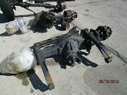 Ref Meritor-rockwell Rs20145 2011 Axle Assembly Rear Rear 1249047