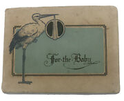 Super Rare 1900andrsquos Newborn Baby One Cent Gift Card