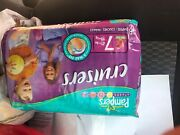 Pampers Cruisers Size 7 Vintage 2007 First Type Size 7 Ever Made