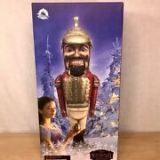 Disney The Nutcracker And The Four Realms Toy Soldier Limited Edition Figurine