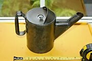 Vintage Kayes 1 Pint Engine Oil Can Pourer Unusual Rare Unused New Old Stock