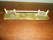 Ives Trains Manual Crossing Gate O Ga And Standard Ga Excellent Condition