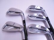 Secondhand Pro Gear Prgr 05 Mci For Bottles 30 Iron Set Carbon Shaft Mens Right
