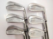 Majesty Golf Conquest Forged 5-pw Bottles N.s.pro 950 Neo