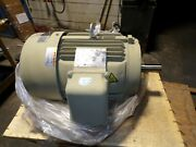 New Ge 15 Hp Ac Electric Motor 254t Frame 230/460 Vac 1765 Rpm Tefc 3 Phase