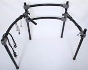 Roland Mds-12 For Electronic Drum Kit Rack Frame Td12 + Cable Loom
