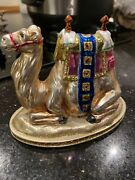 Waterford Holiday Heirlooms Nativity Camel