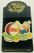 Disney Auctions Vintage Toy Series Goofy With Drum Le 100 Pin Fab 5