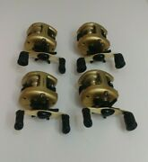 4 Shimano Calyx Cyx 100a Bait Casting Reels Right Hand Lot Of 4
