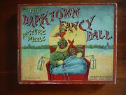 The Darktown Fancy Ball - Antique 1984 Parker Brothers Puzzle - Complete