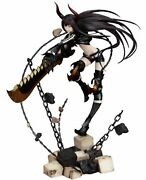 Black Rock Shooter Black Gold Saw Animation Version 1/8 Scale Figure F/s Wtrack